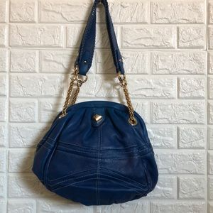 OR by Oryany royal leather gold chain shoulder bag